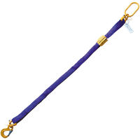Purple 2' Round Bridle Sling with Sling Hook 1 Leg