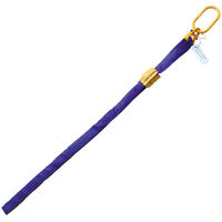 Purple 2' Round Bridle Sling 1 Leg