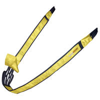 "12"" x 22' Boat Lifting Sling Eye /Eye Polyester 2 Ply Heavy Duty"