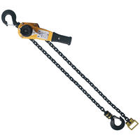 0.8 Ton x 10FT Chain Hoist Self Lock Light Weight Super Duty