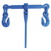 "3/8"" Grade 100 Chain Load Binder Ratchet Type"