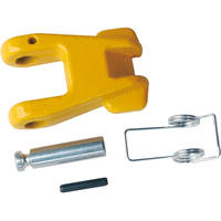 Latch Kit for 2T Grade 80 Weld on Hook Yellow