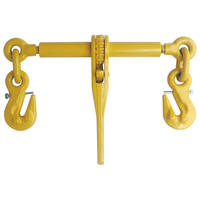 "5/8"" Grade 80 Chain Load Binder Ratchet Type"