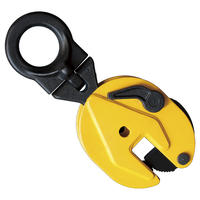 3/4 Ton Vertical Locking Plate Lifting Clamp 1760 LBS Capacity